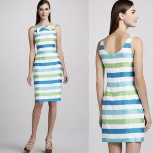 Lilly Pulitzer Henley Organza Stripe Dress